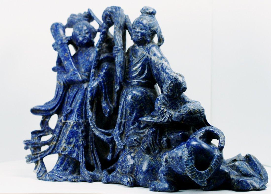 6: Lapis Lazuli