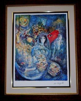 Marc Chagall- Bella -