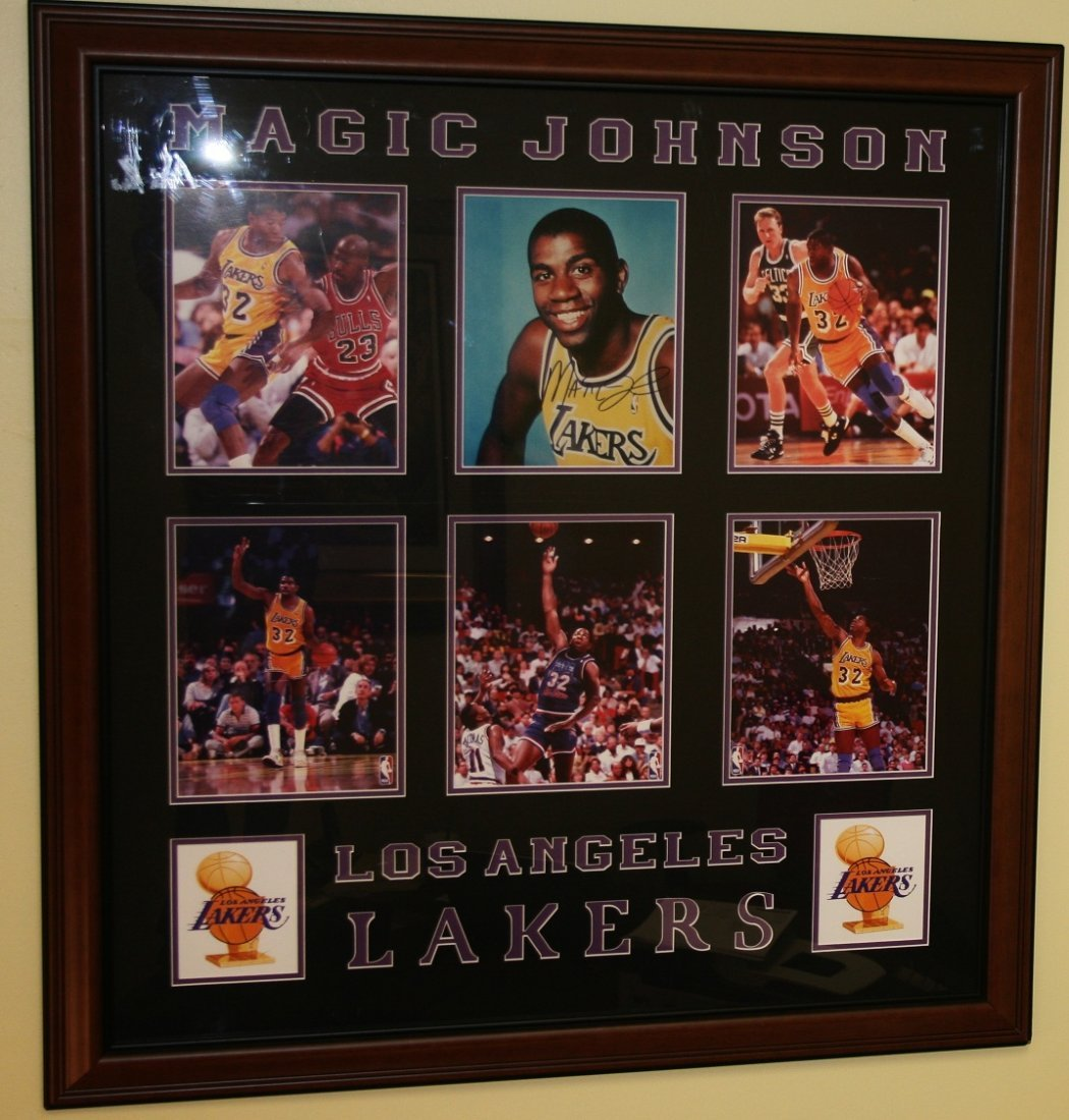 22: Magic Johnshon Poster