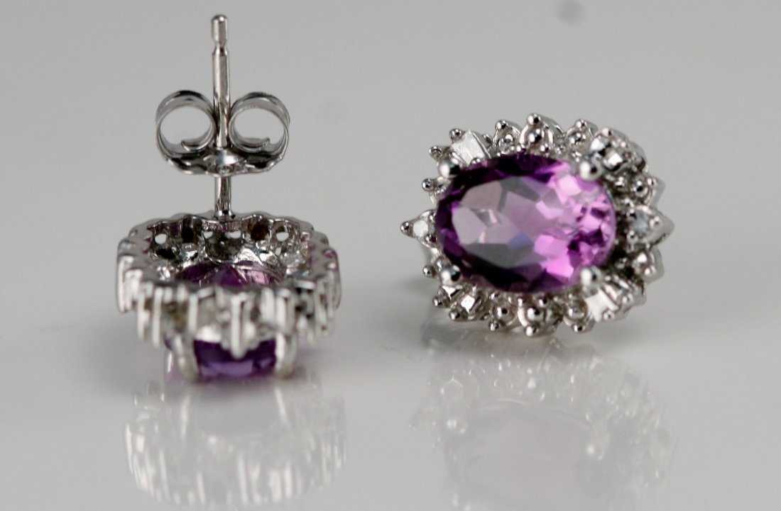 GOLD ER DIAMONDS & AMETHYST