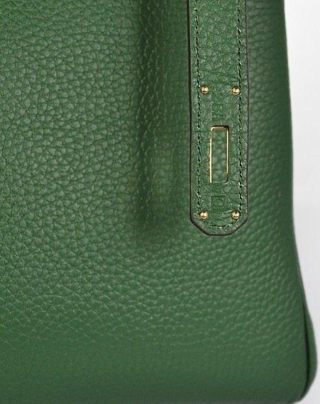 Dark Green Hermes Kelly Bag - 6