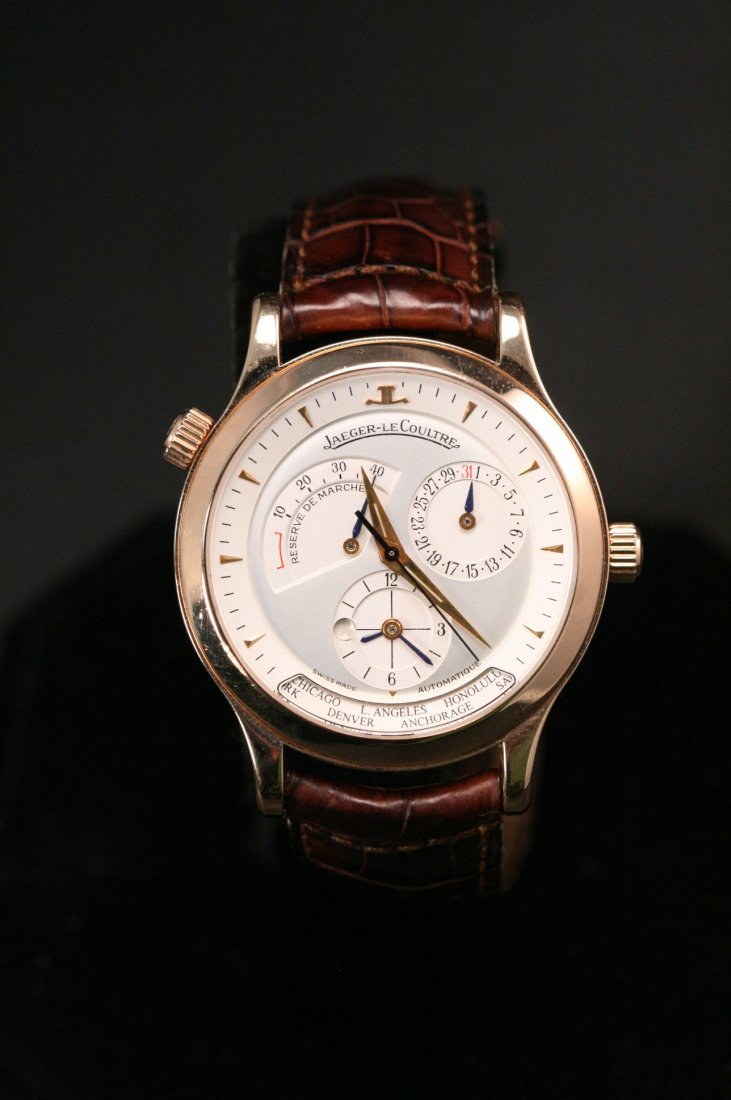 JAEGER-LE COULTRE WATCH
