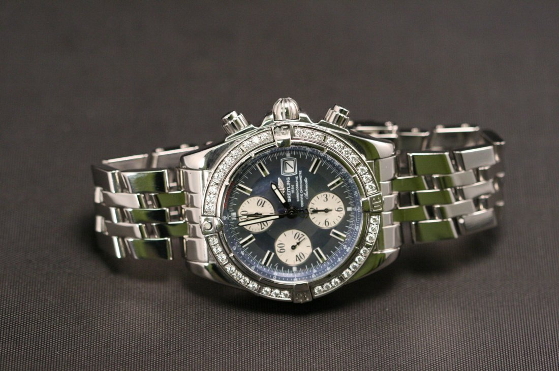 LIMITED EDITION BREITLING EVOLUTION WATCH
