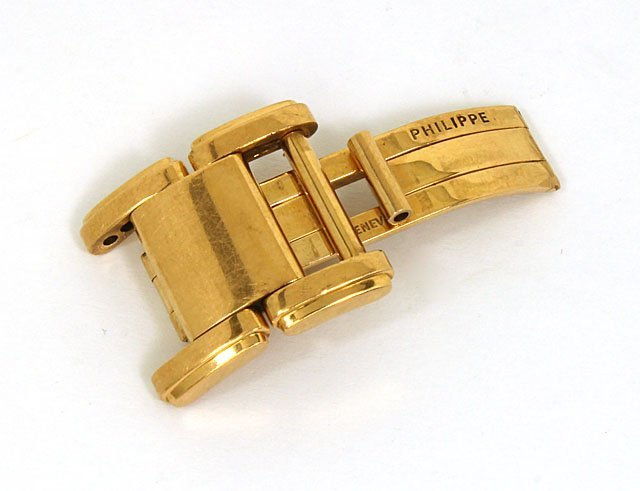 VINTAGE 18K SOLID YELLOW GOLD PATEK PHILIPPE WATCH