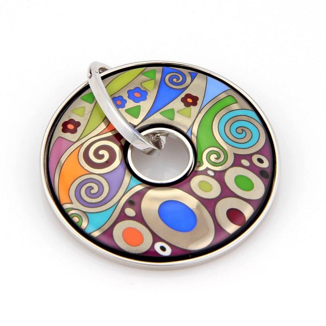 FreyWille - Pure Art - Multicolored Enamel Circle