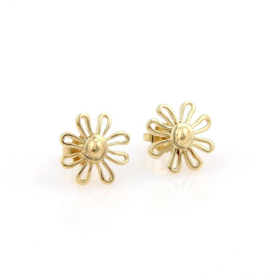 Tiffany & Co. Paloma Picasso 18K Yellow Gold Daisy
