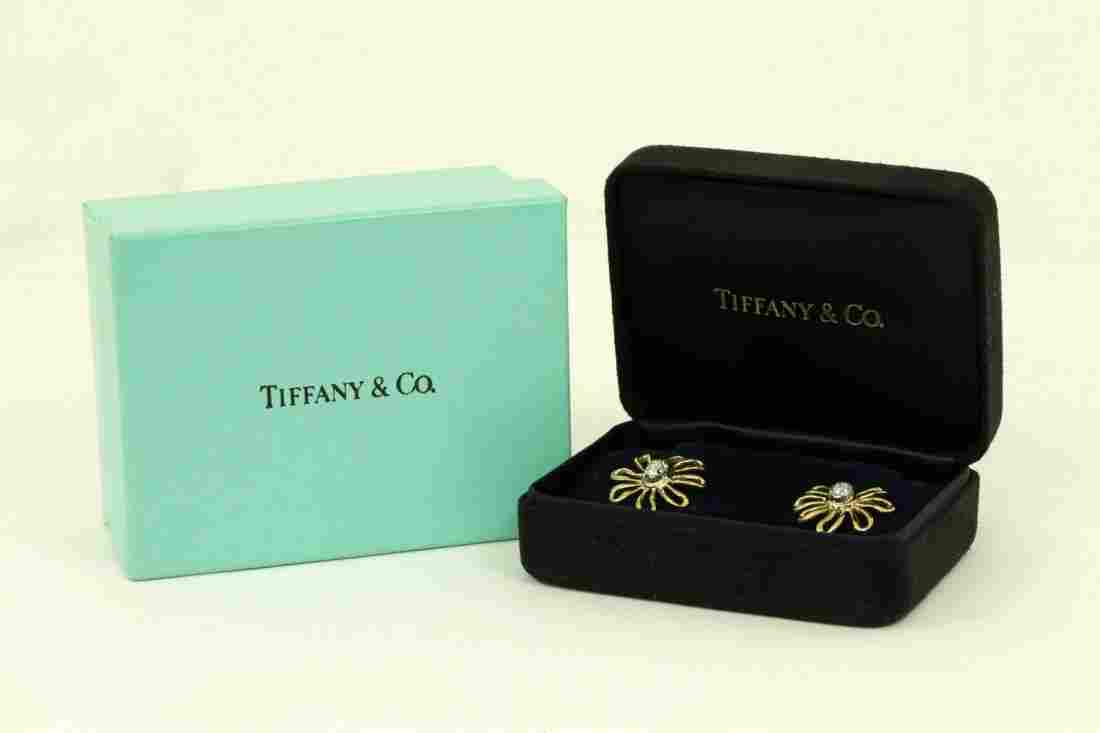 TIFFANY & CO. PALOMA PICASSO 18K, PLATINUM & DIAMONDS