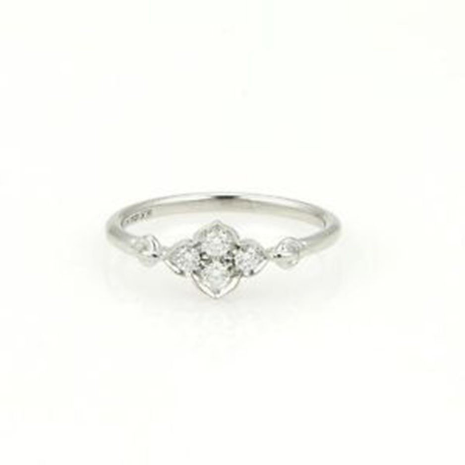 Diamant ring cartier