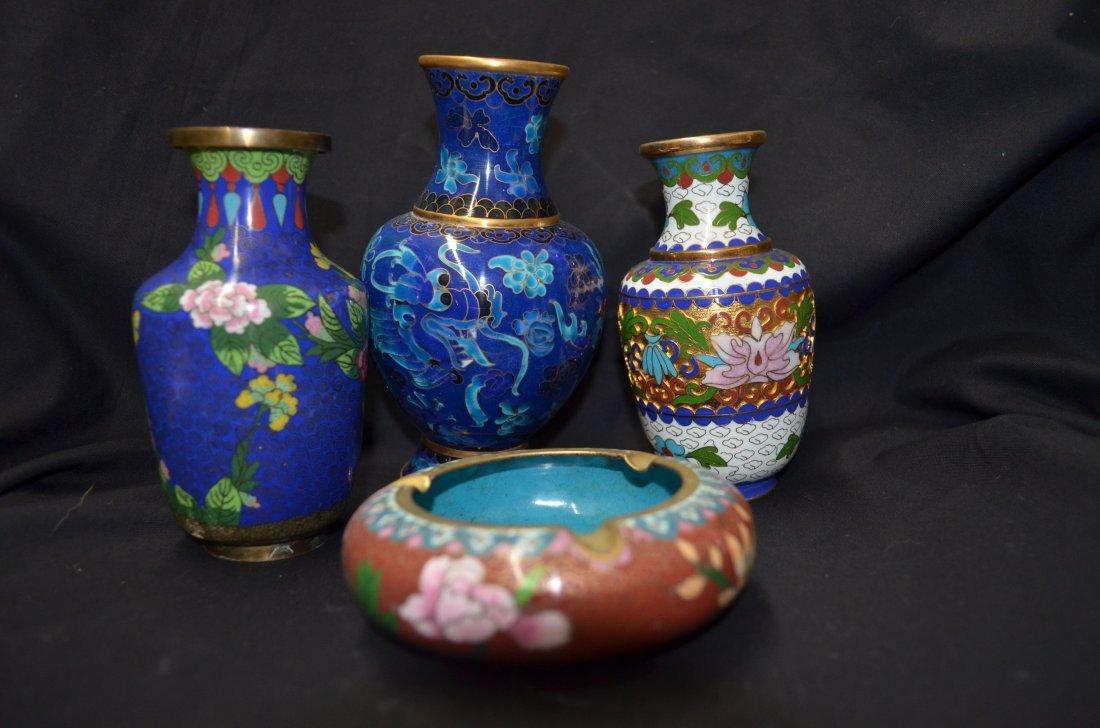 Cloisone vase