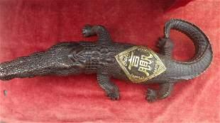 Copper Crocodile