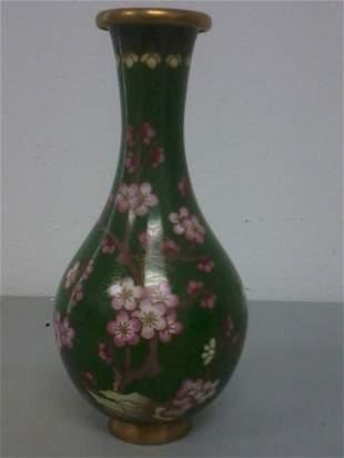Very fine Cloisone vase