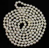 Vintage Natural Pearl Bead Necklaces