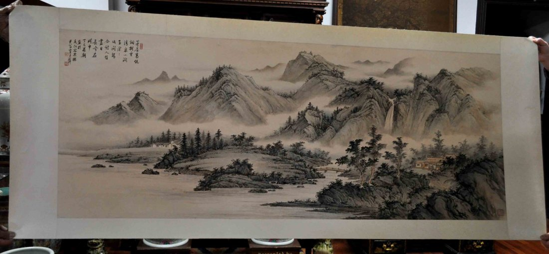 206: Chinese Traditional Painting