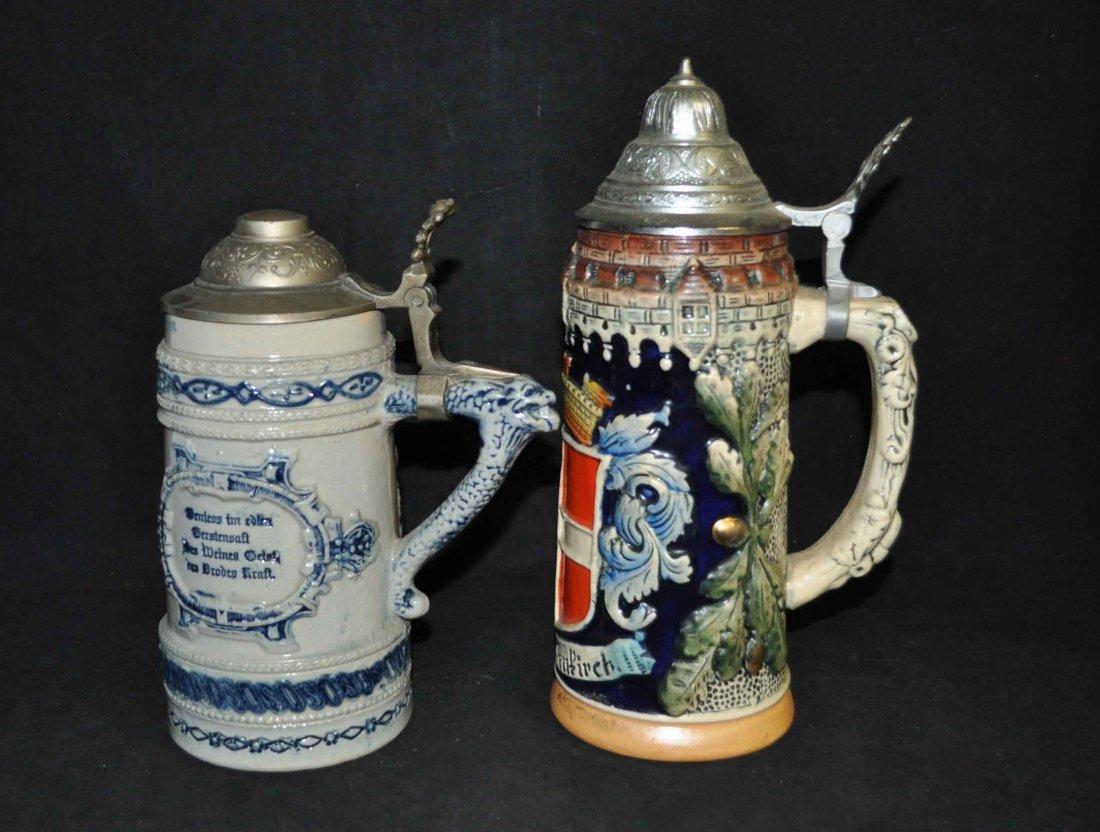 3: 2 Porcelain Cups