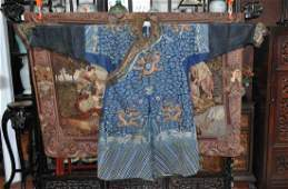 181: Chinese Traditional Embroideries Clothing