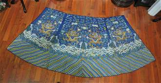 184: Chinese Traditional Embroideries Clothing