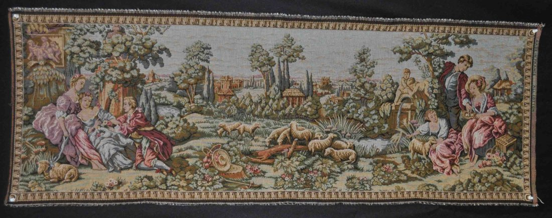 France Embroidery Tapestry