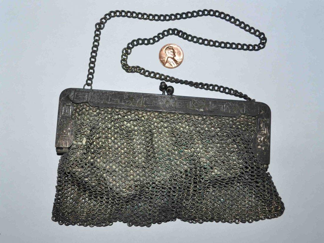 Old Sterling Handbag