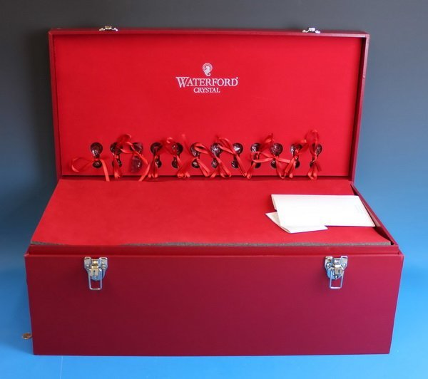Waterford Crystal Wine Cups w.Box