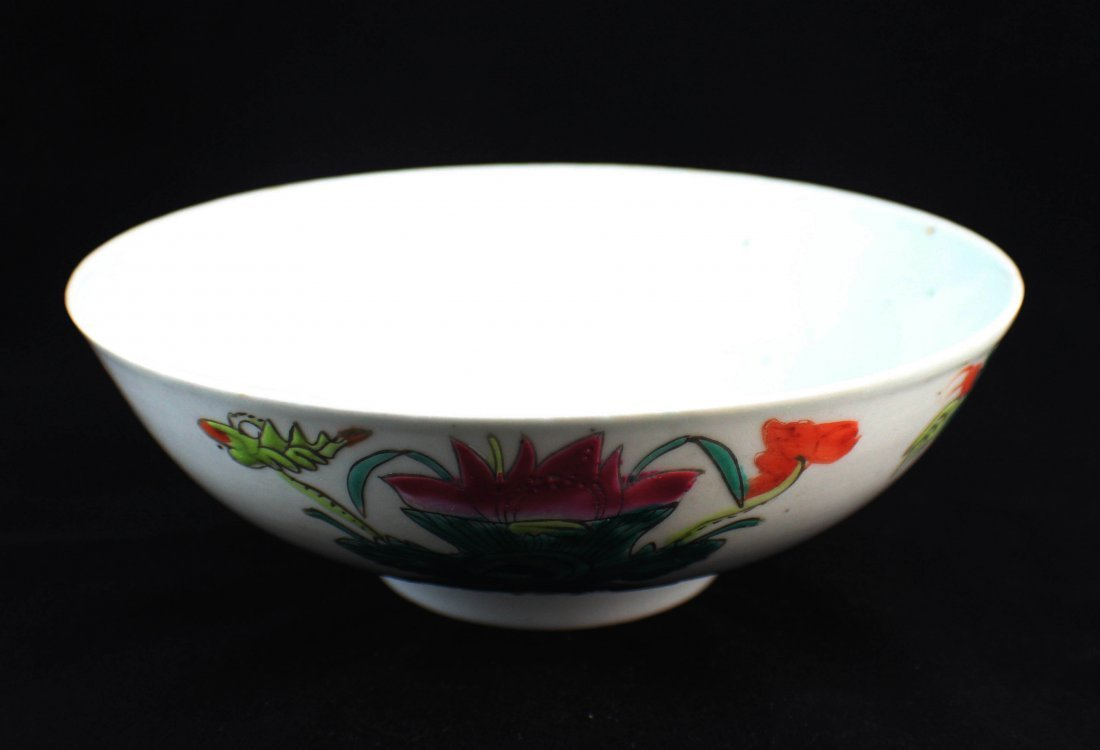 Lot Of 3 Chinese Porcelain Bowls - 2