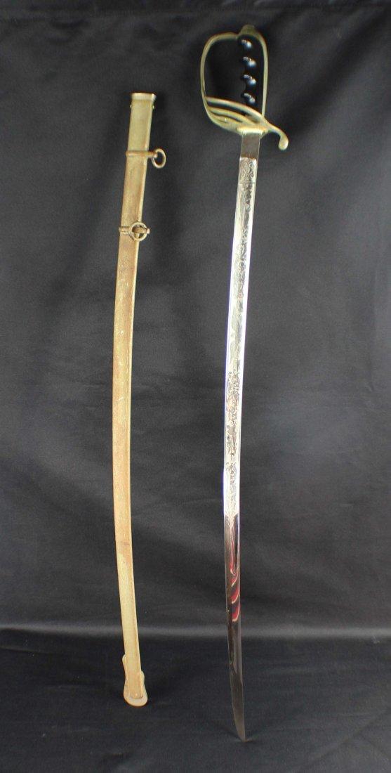 "38"" Ameican Sword"