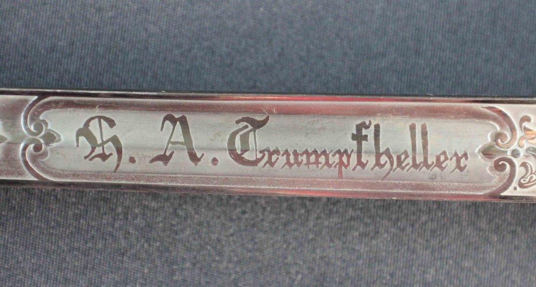 "38"" Ameican Sword - 8"