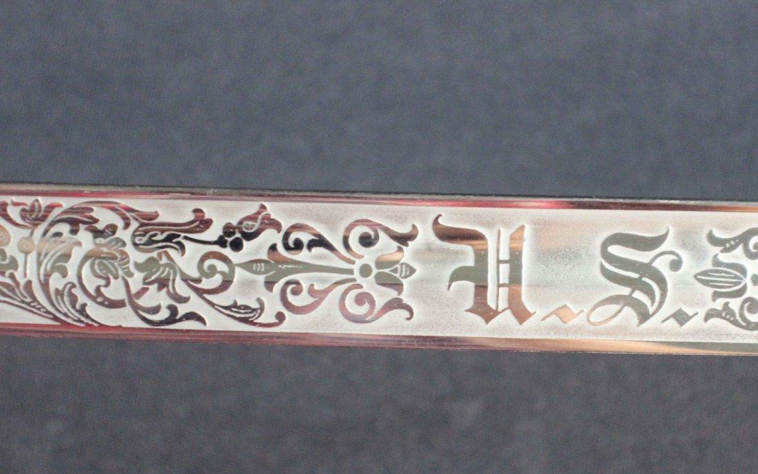 "38"" Ameican Sword - 9"