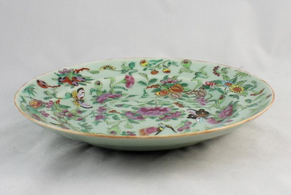 Chinese Porcelain Plate - 6