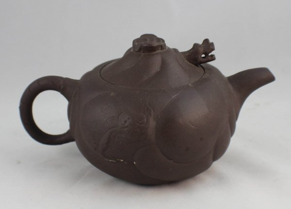 Chinese YiXing Zisha Tea Pot - 4