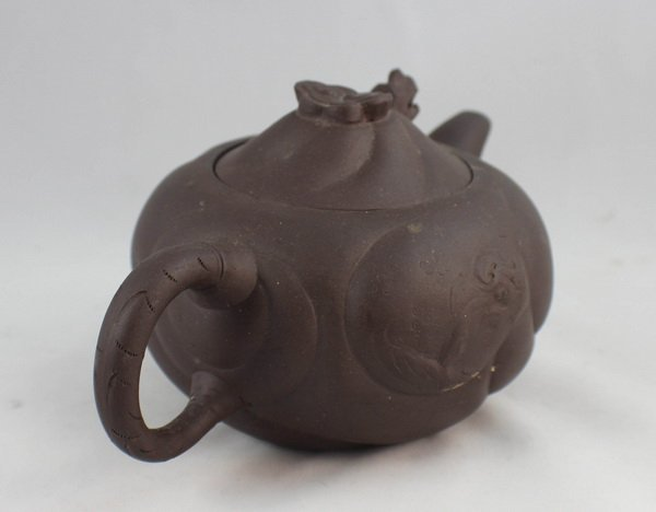 Chinese YiXing Zisha Tea Pot - 5