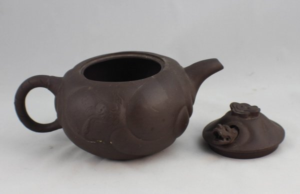 Chinese YiXing Zisha Tea Pot - 6