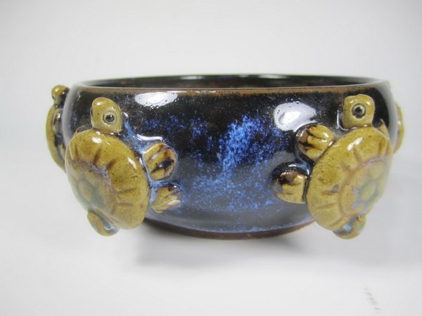 CHINESE JUN YAO STYLE PORCELAIN CENSOR - 2