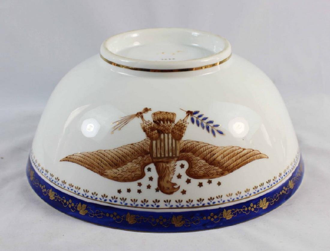 Chinese Export Porcelain Bowl - 8