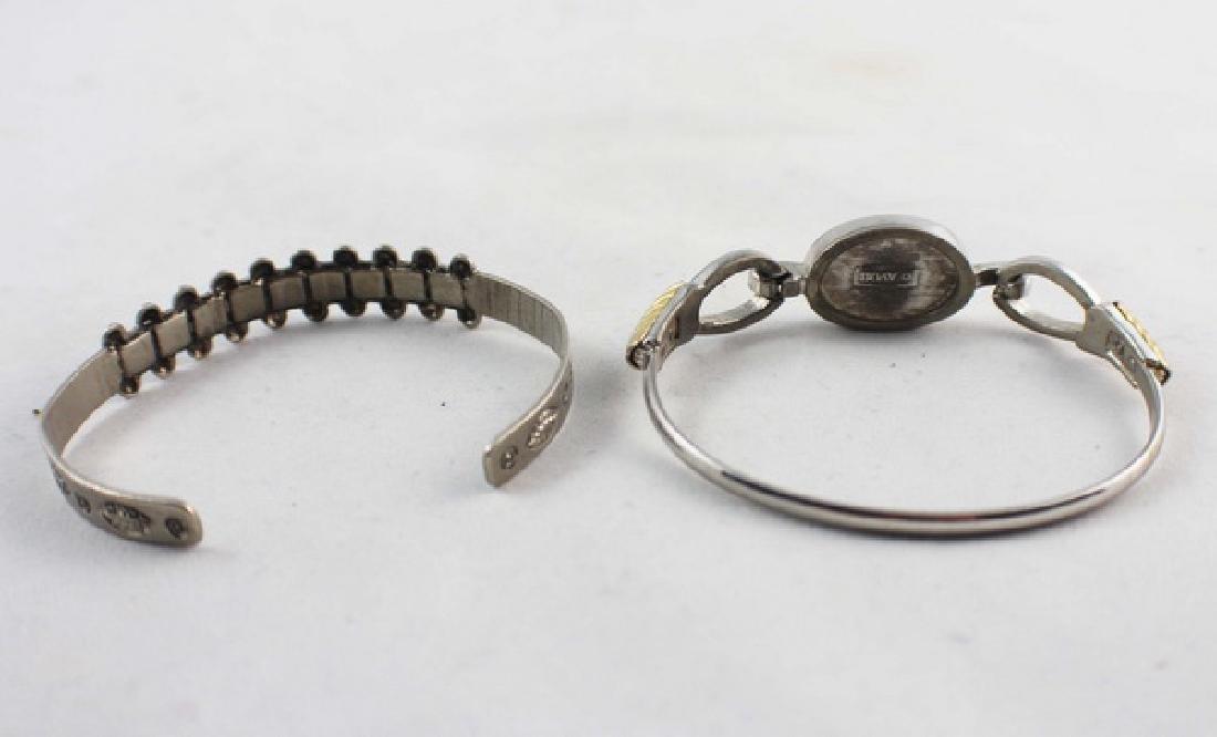 Pair Of Silver Bracelets - 3