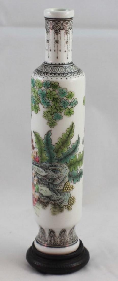 Chinese Porcelain Vase Marked - 7