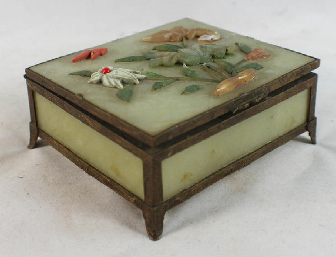 Lot Of 4 Chinese Copper Boxes - 4