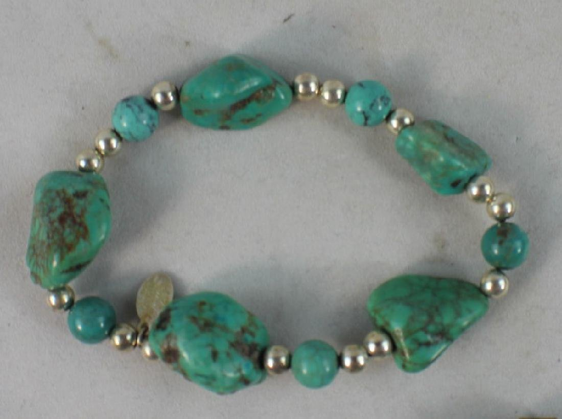 Group Of Turquoise Jewelry - 2