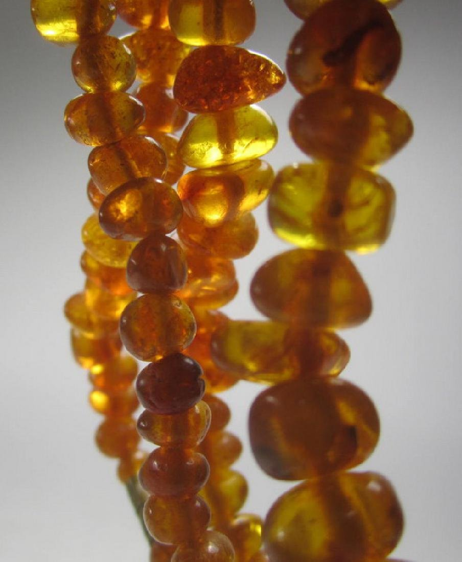 Amber Necklace - 3