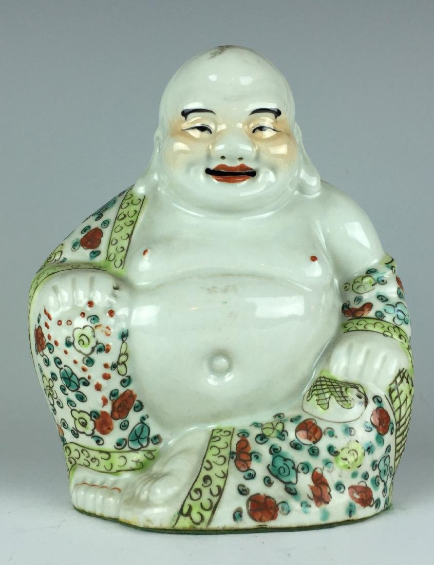 Porcelain Figurine - Buddha
