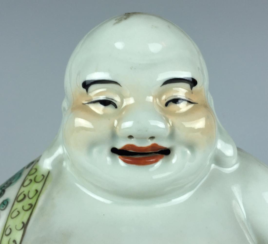 Porcelain Figurine - Buddha - 2