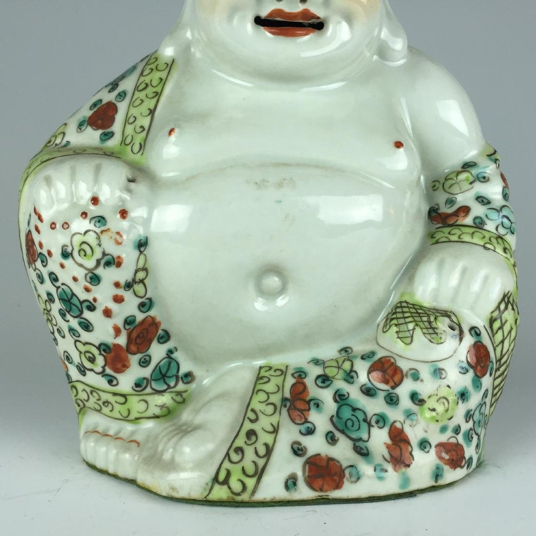 Porcelain Figurine - Buddha - 3