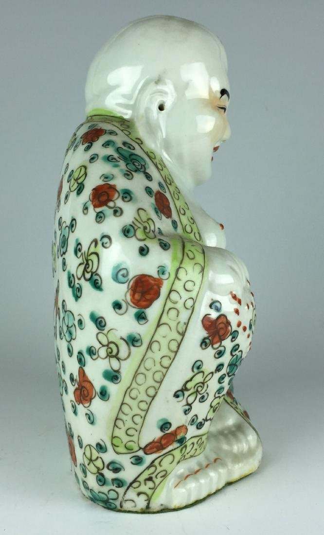 Porcelain Figurine - Buddha - 4