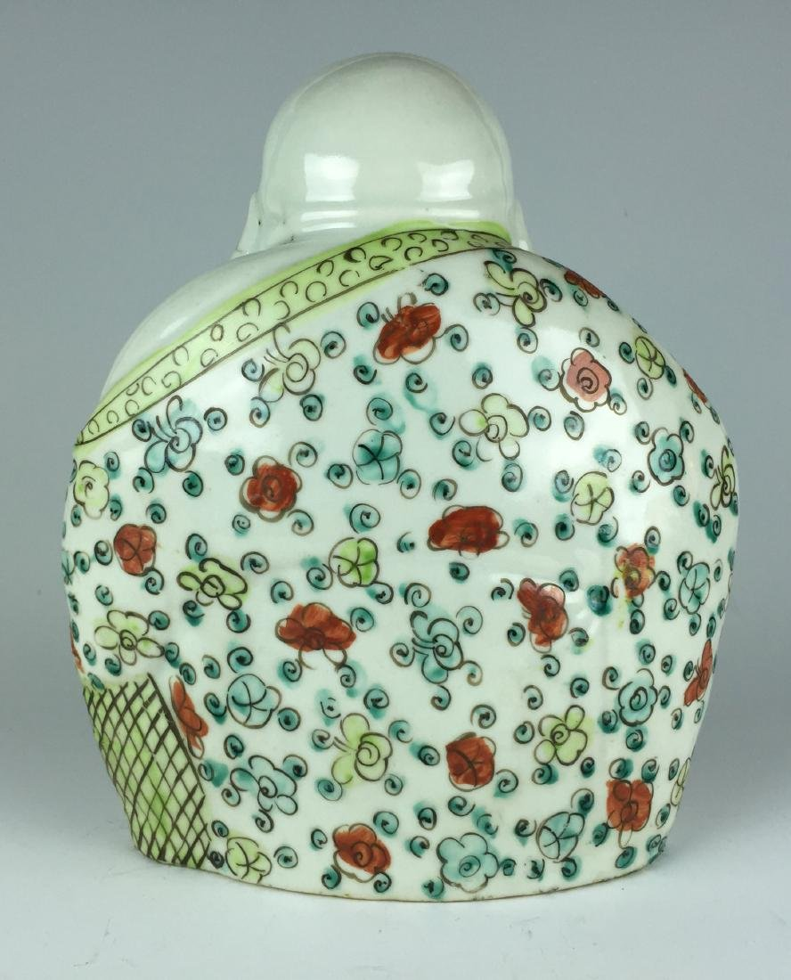 Porcelain Figurine - Buddha - 5