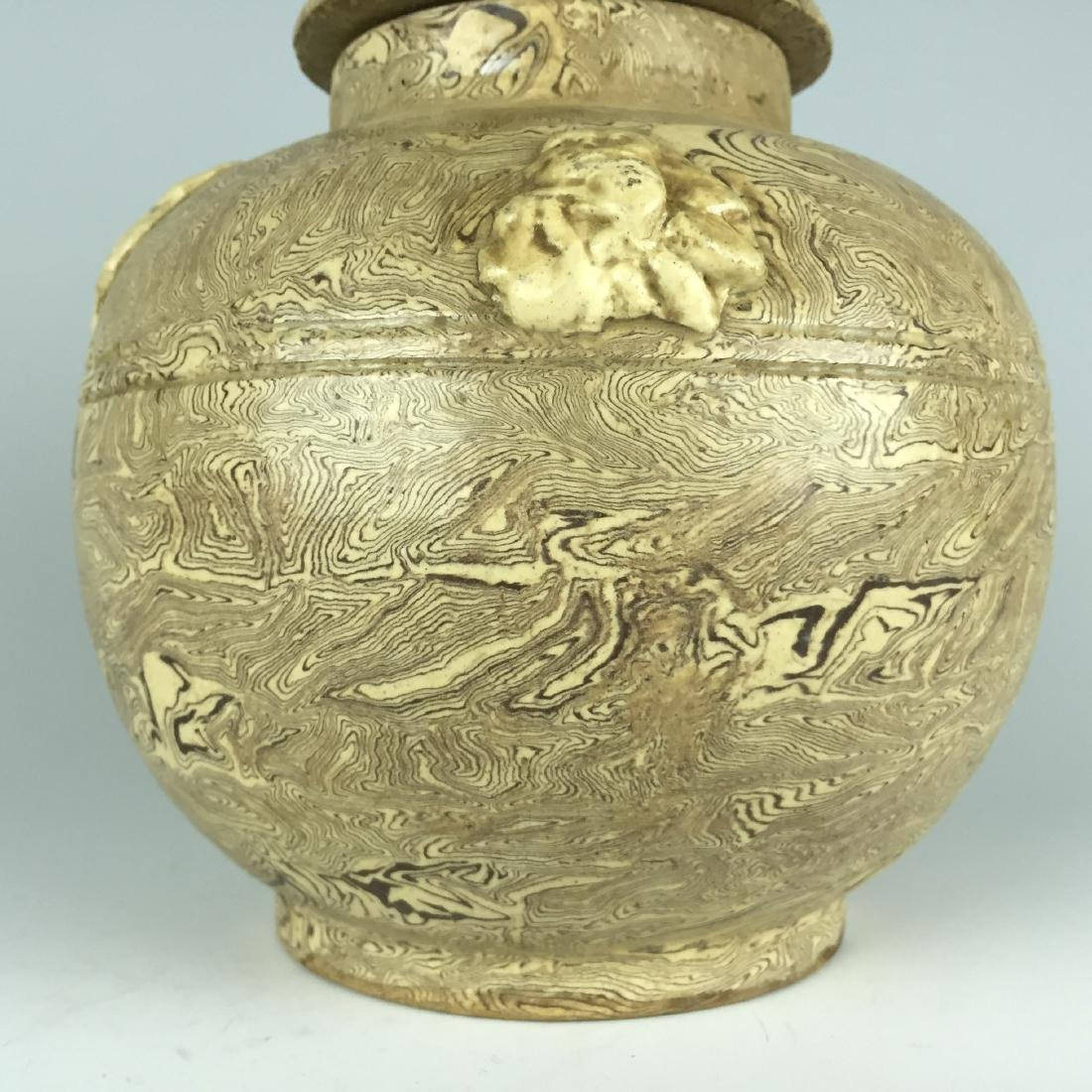 Porcelain Jar - 5