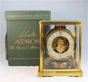 LeLoutre Atoms Clock w,Box