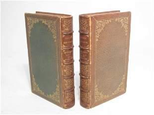 GEORGE CROLY: HISTORY OF GEORGE IV 1841 VOL I & II