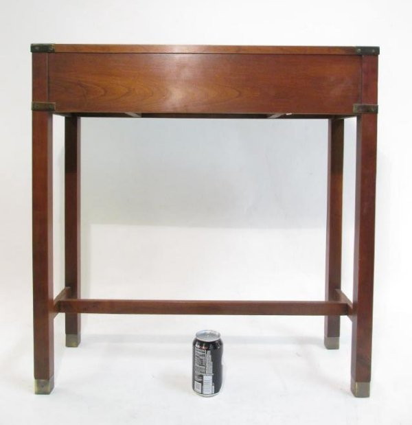 HEKMAN CHERRY WOOD CONSOLE TABLE - 7