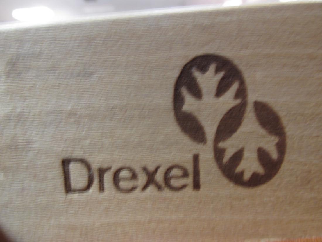 DREXEL HERITAGE WALNUT SECRETARY - 6