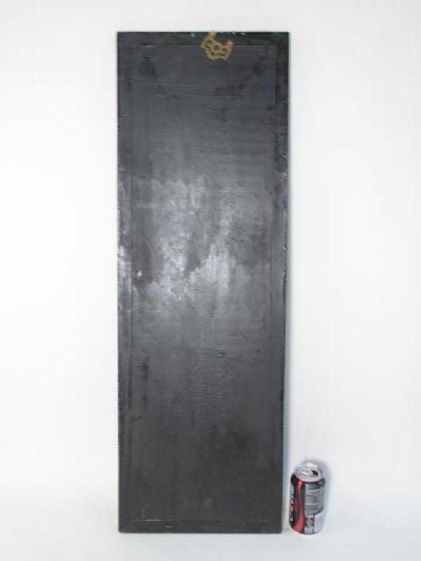 FOUR CHINESE BLACK LACQUER & MOTHER OF PEARL PANEL - 9