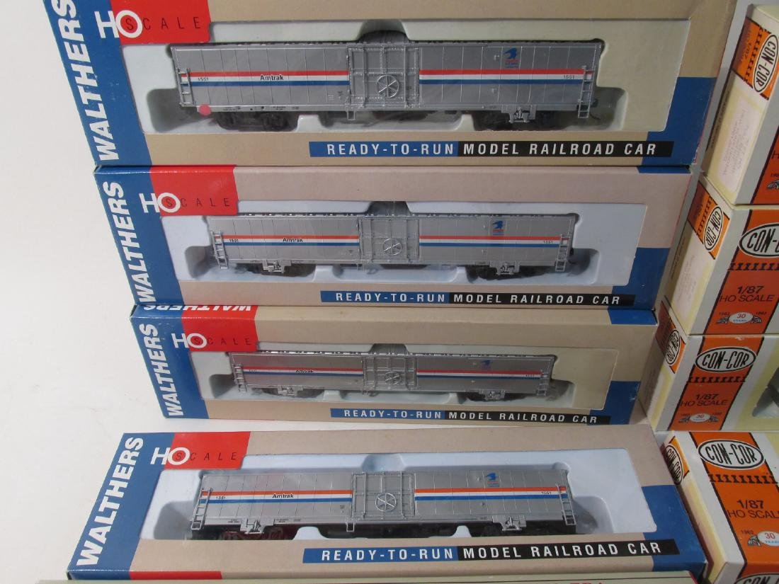 VINTAGE HO GAUGE SCALE TRAINS WALTHERS CON-COR etc - 3
